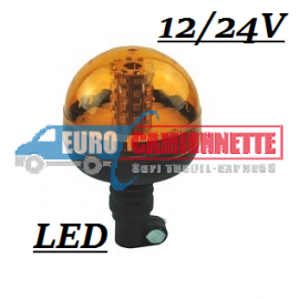 GYROPHARE LED 12/24V FLEX 4x4 etc..
