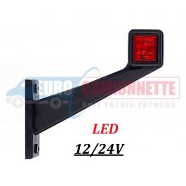 Feux de gabarit LED 12/24V droiit
