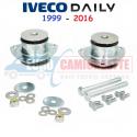 Kit Suspension / Jeu de Support cabine pour Iveco Daily 1999-2016