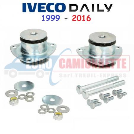 Kit Suspensions / Jeu de Support cabine pour Iveco Daily 1999-2016
