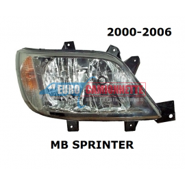 Optique avant SPRINTER de 2000-06 /DROITE