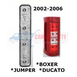 Platine de  feux arrière pour Boxer Jumper Ducato de 2002 à 2006