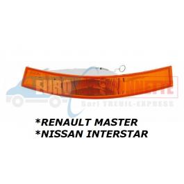Clignotant RENAULT MASTER*NISSAN INTERSTAR* 2003-2010 GAUCHE