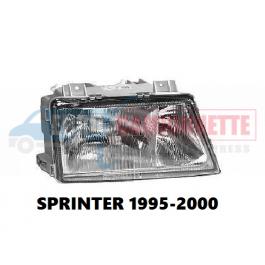 PHARE avant SPRINTER de 1995-00 /GAUCHE sans halogène