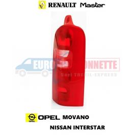 FEUX arrière MASTER MOVANO 98-2003 DROITE