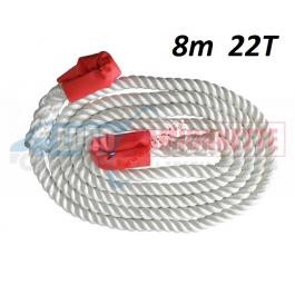 Corde cinétique 4x4 **22 tonnes / 8m (32mm)